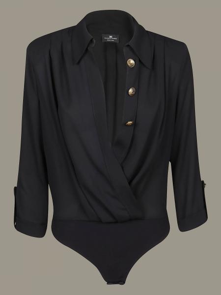Body Elisabetta Franchi a camicia