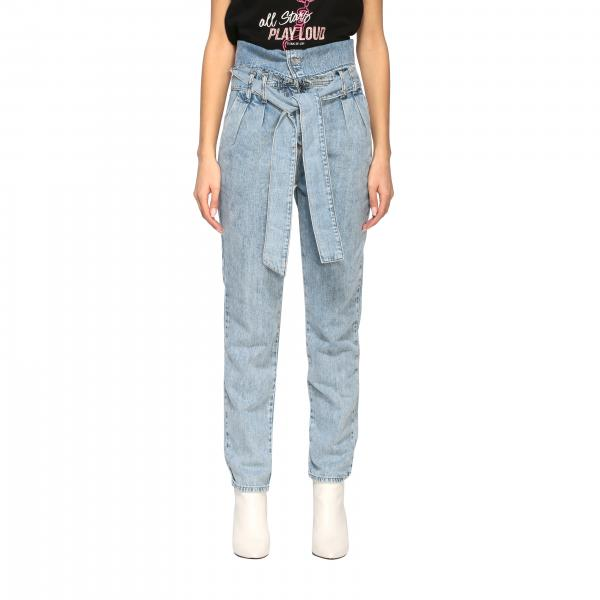 Liu Jo high-waisted jeans with belt