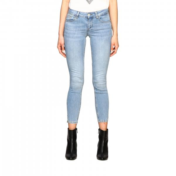 Liu Jo slim fit low-rise jeans