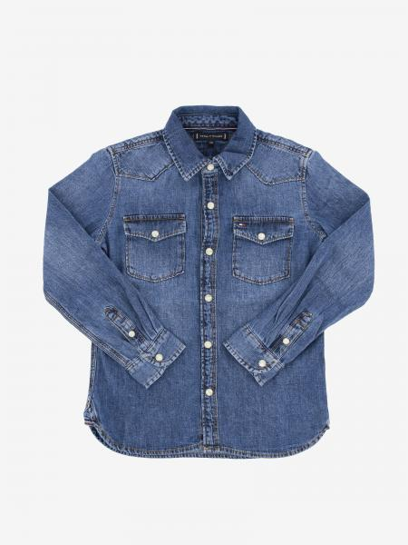 Camicia di jeans Tommy Hilfiger