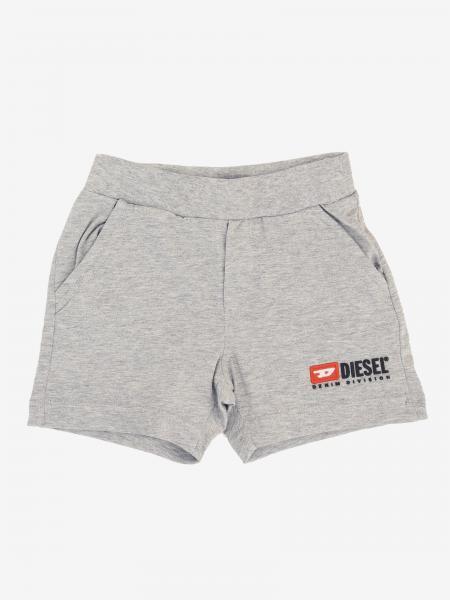 Pantaloncino Diesel con logo