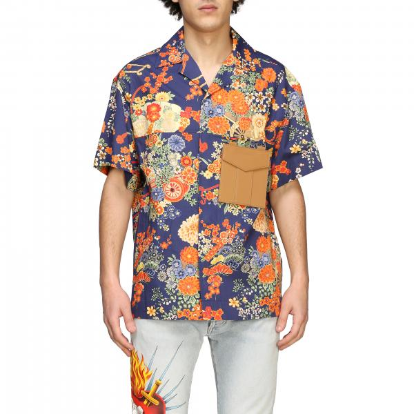 Camicia uomo Palm Angels
