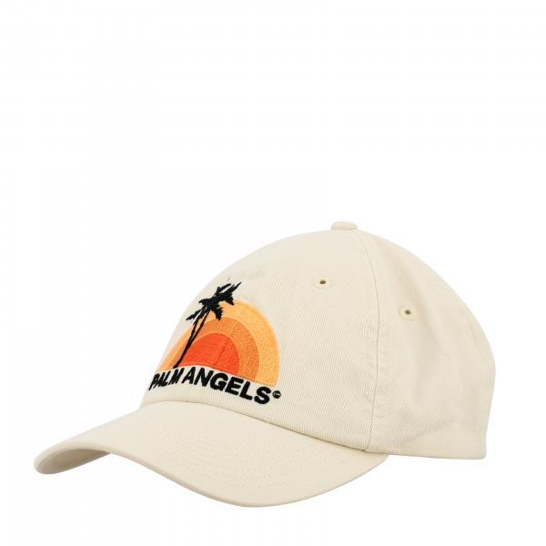 Cappello Palm Angels con logo e palme