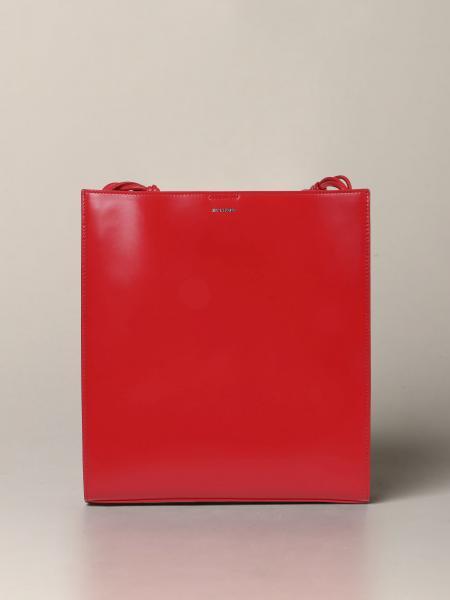 Jil Sander shoulder bags in smooth leather