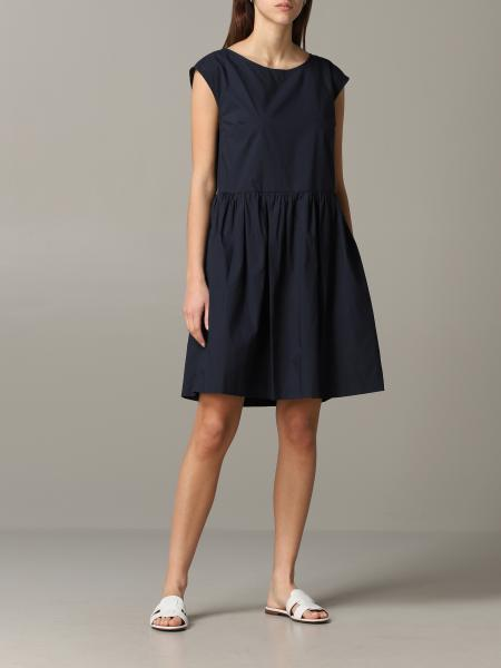 Woolrich short and sleeveless dress