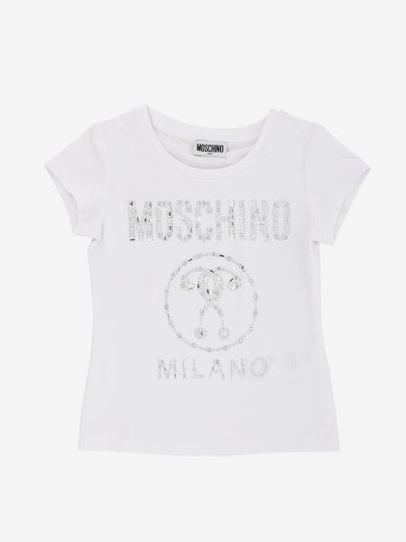 Moschino Kid t-shirt with logo