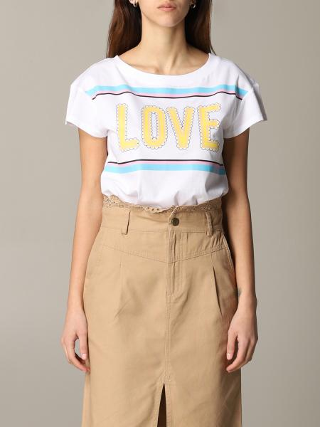T-shirt donna Love Moschino