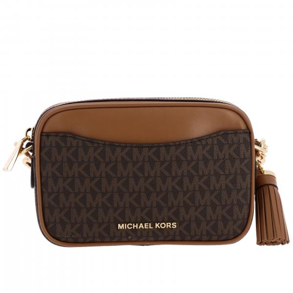 Michael Michael Kors bag / pouch with MK print