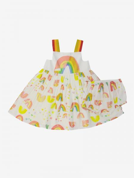 Stella Mccartney dress with rainbow prints