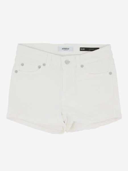 Short en jean Dondup 5 poches