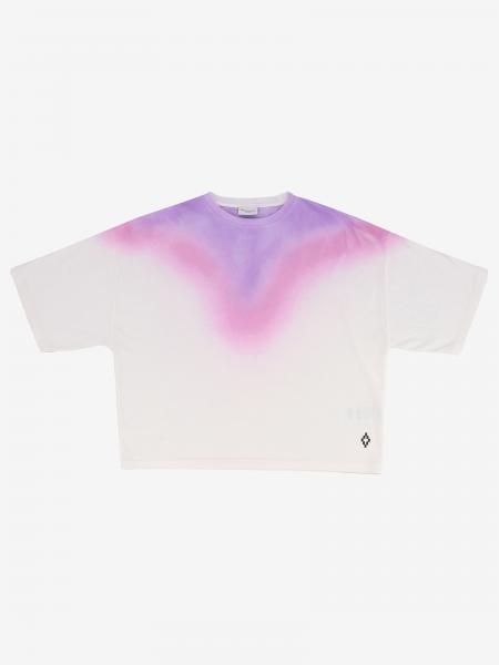 T-shirt Marcelo Burlon con stampa sfumata