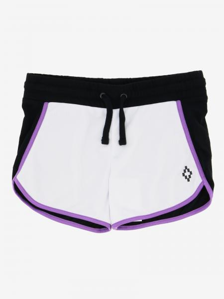 Marcelo Burlon shorts with drawstring