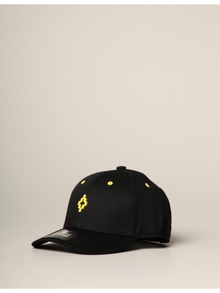 Cappello Marcelo Burlon con logo