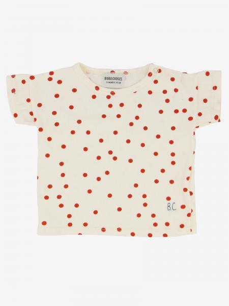 T-shirt Bobo Choses a maniche corte stampata