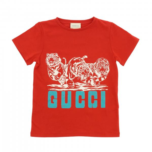 Gucci short-sleeved T-shirt with print