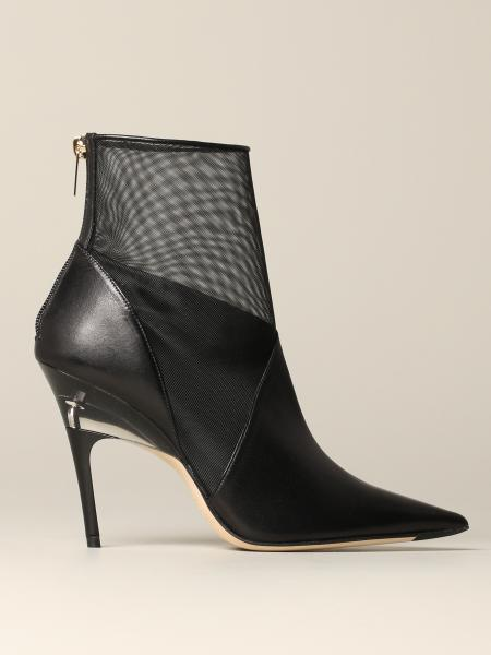 Flat ankle boots women Jimmy Choo