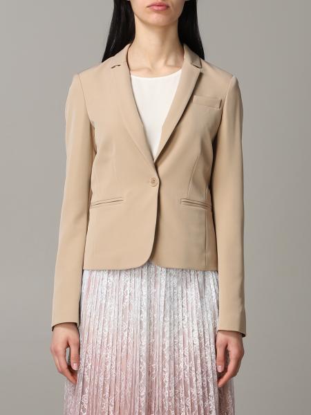 Liu Jo 经典单排扣外套