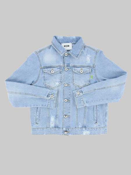 Куртка Детское Msgm Kids