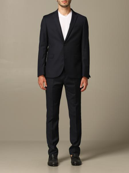 Suit men Manuel Ritz