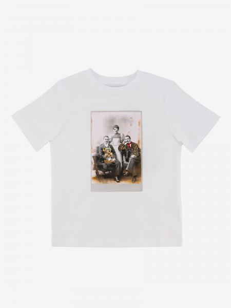 T-shirt Burberry avec imprimé