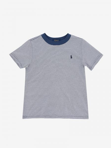 T-shirt Polo Ralph Lauren Kid avec logo