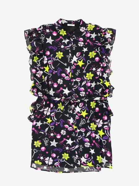 Liu Jo dress with all over prints