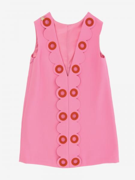 Elisabetta Franchi 金属装饰连衣裙