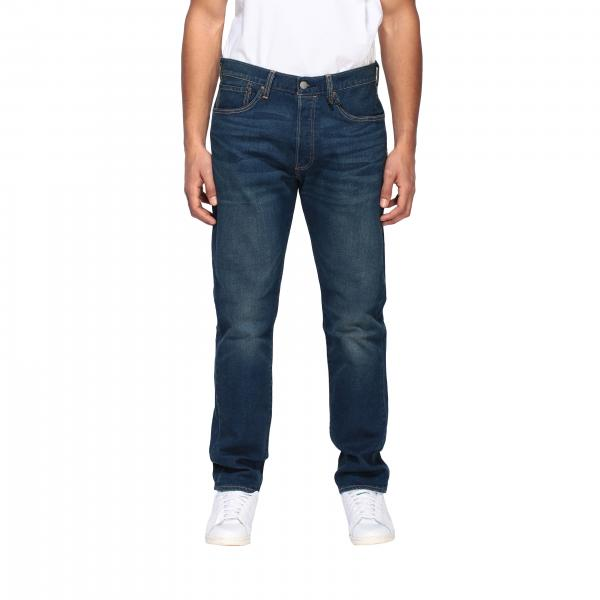 Levi's low-rise denim jeans