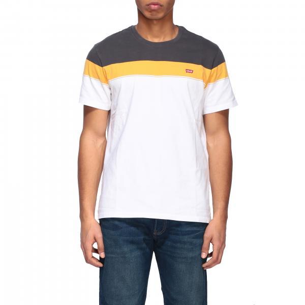 T-shirt Levi's a girocollo con logo