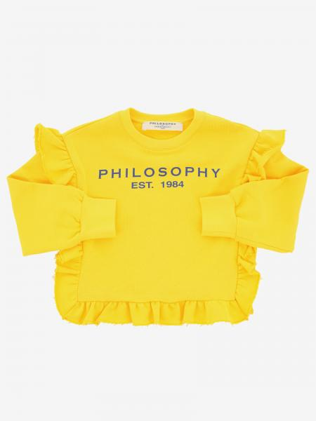 Philosophy Di Lorenzo Serafini sweater with logo