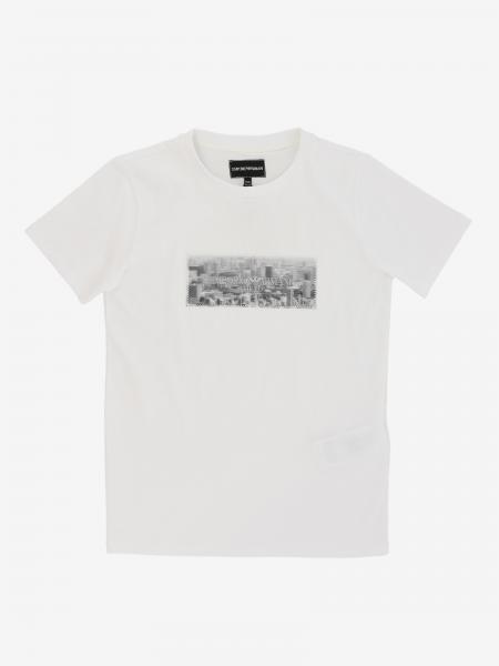 Camiseta niños Emporio Armani
