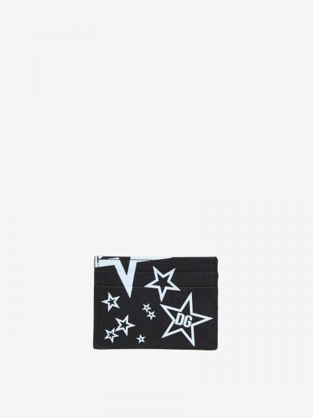 Portafoglio Dolce & Gabbana con stampe all over
