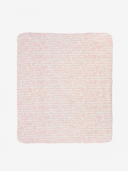 Copertina Elisabetta Franchi con scritte