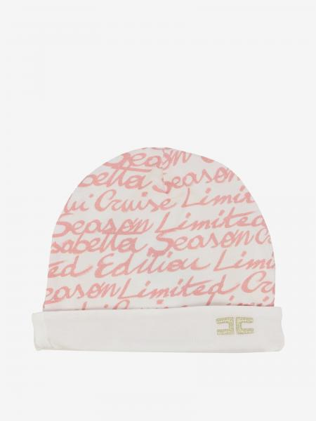Elisabetta Franchi hat with writing