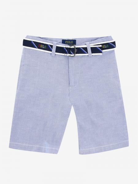 Short Polo Ralph Lauren Toddler avec ceinture