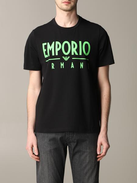 T-shirt Emporio Armani con logo