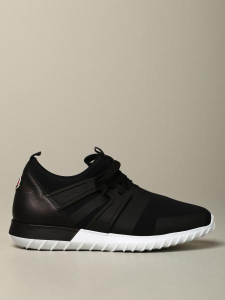 Sneakers Moncler in pelle e neoprene
