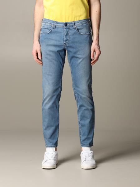 Jeans Re-hash in denim used