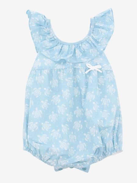 Paz Rodriguez romper with turtle pattern