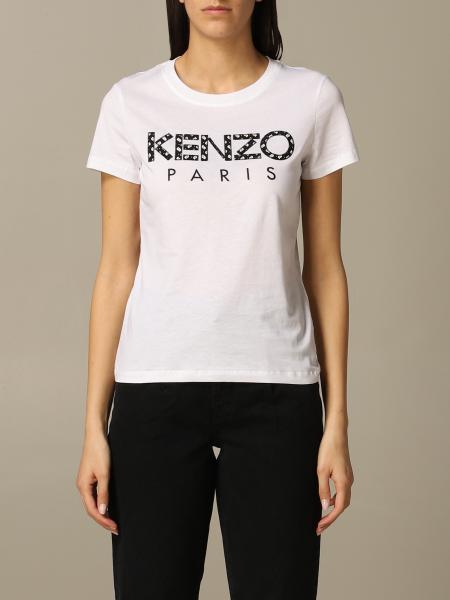 Kenzo logo 短袖T恤