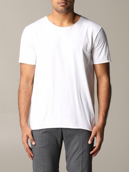 T-shirt Giorgio Brato basic a maniche corte