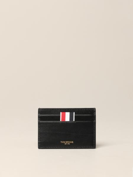 Wallet men Thom Browne