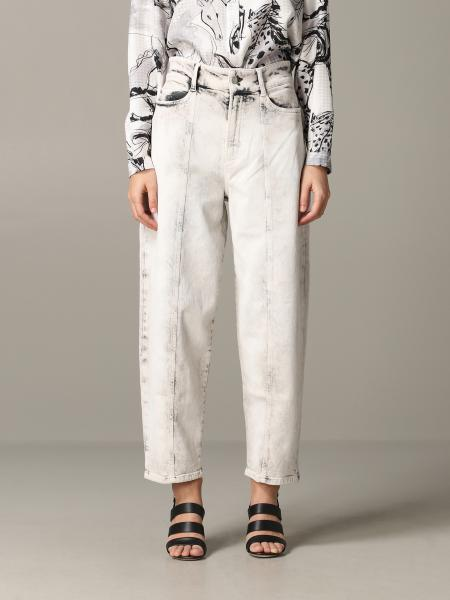 Stella McCartney jeans in high-waisted denim