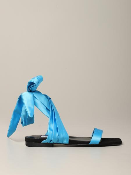 Sandalias planas mujer Attico