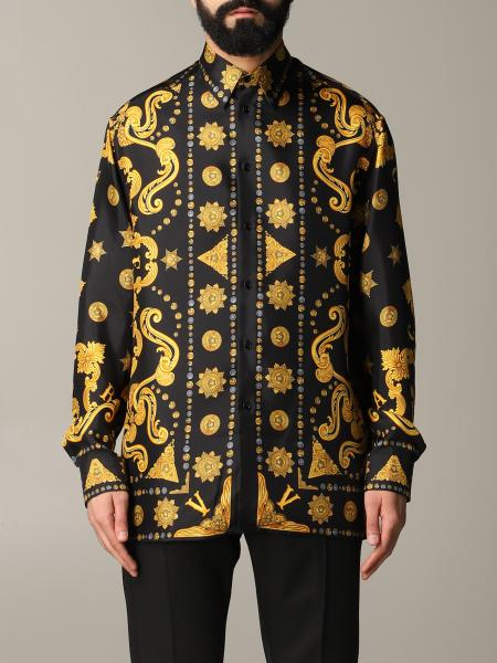 Shirt men Versace