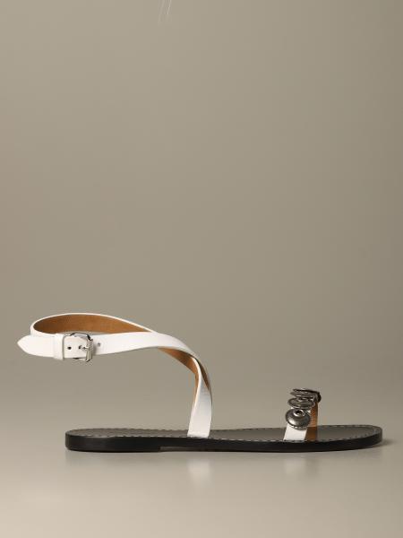Sandalias de tacón mujer Isabel Marant