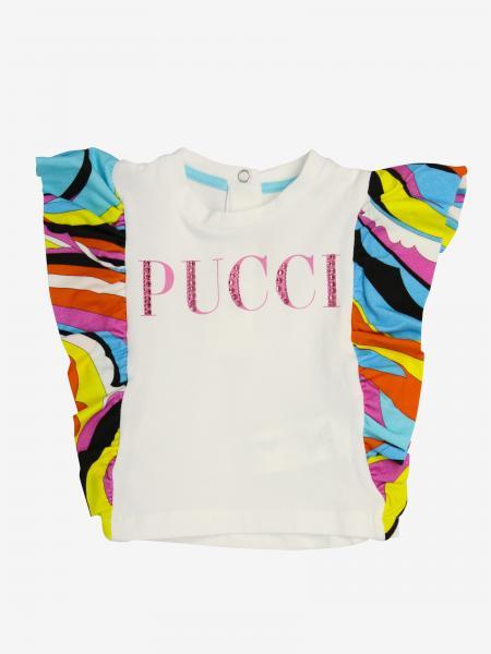Camiseta niños Emilio Pucci