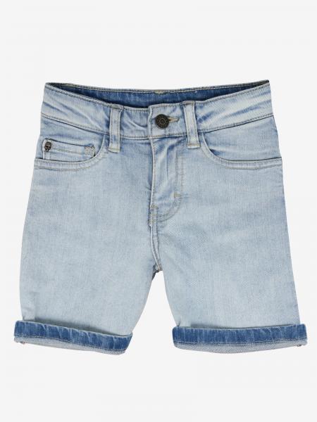 Pantaloncino di jeans Zadig & Voltaire con logo