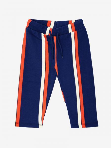 Pantalon Mini Rodini rayé bicolore