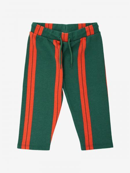 Mini Rodini 条纹裤子
